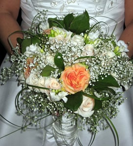 Making Your Bridal Bouquet