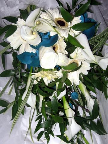 Julie's Wedding Bouquet