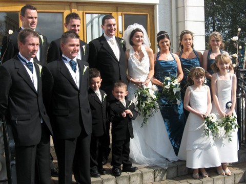 A Northern Ireland wedding in Carryduff