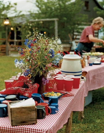 fourth of july decorations to make. 4th of July Barbeque. Make