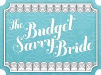 A guest post on The Budget Savvy Bride