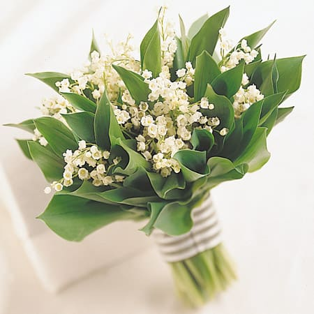 lilies wedding bouquet. the ridal bouquet with