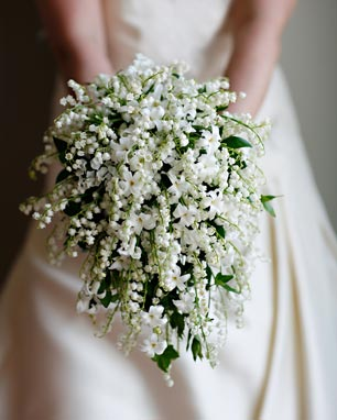 The Royal Wedding Creates Lily of the Valley Trend That You Can Use Too!