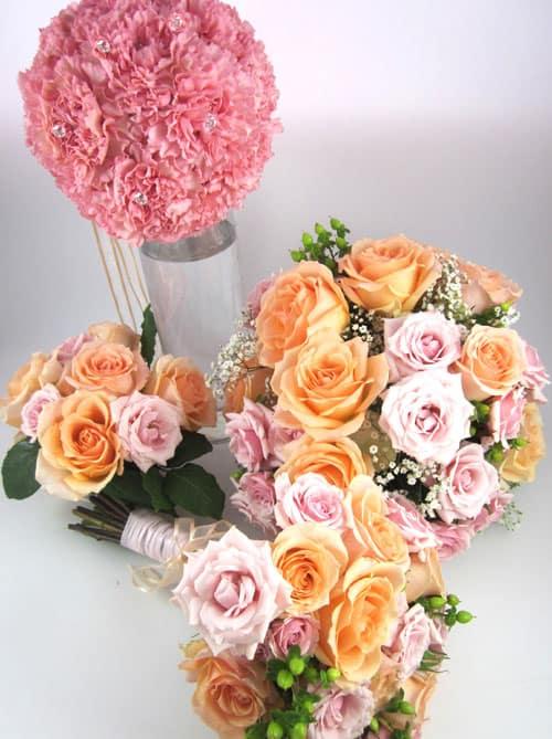 DIY Wedding Arrangements, Be Your Own Wedding Florist!