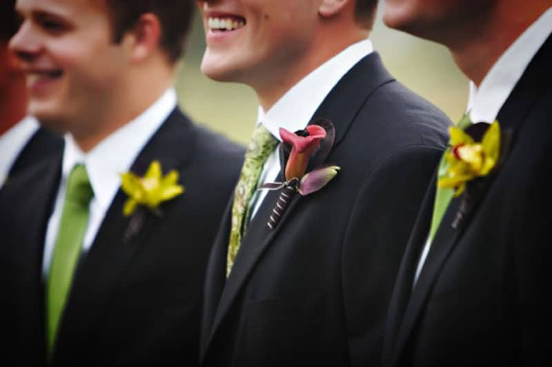 How To Make the Groom Like Your Wedding Flowers Too!