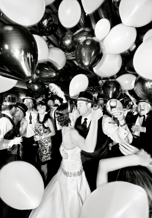 New Year's Eve Wedding Ideas You Can Use All Year!