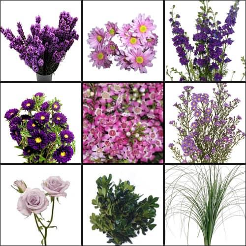 Wild Flowers For Weddings: Wedding Wildflower Arrnagements