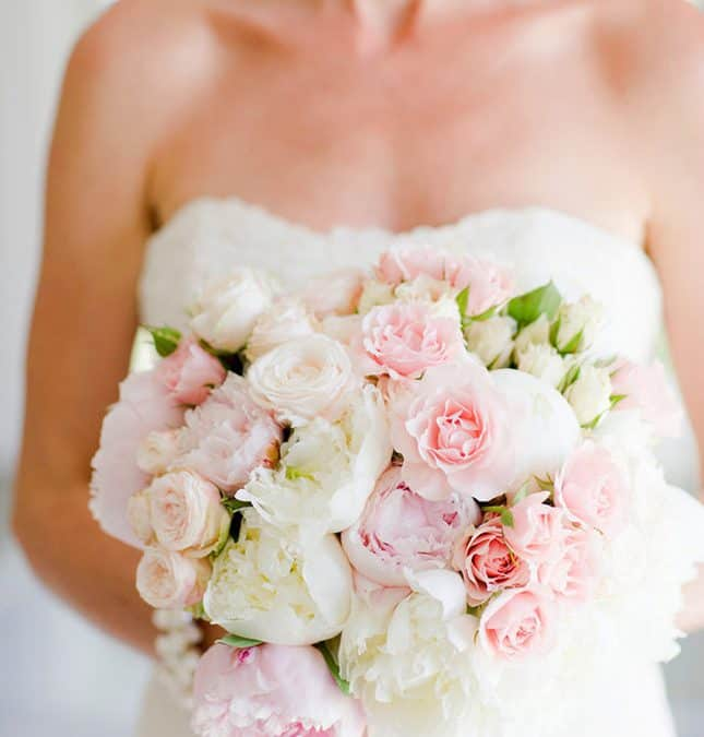 The Perfect Peony Makes the Perfect Wedding!
