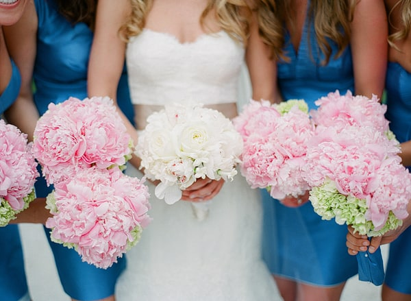 Pictures Of Wedding Party Flowers : Peony bouquets for wedding party wholesale