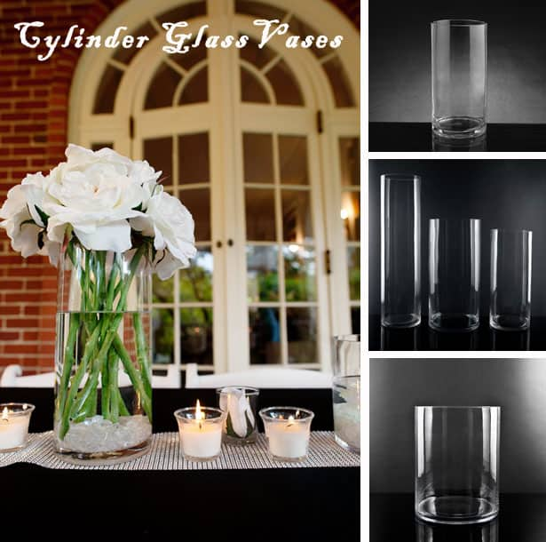 Bulk Glass Wedding Vases How To Pick The Best And Where To Get Them