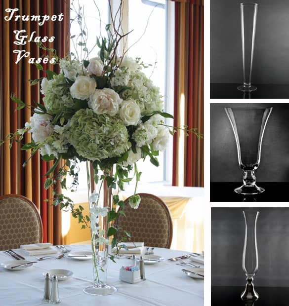 Bulk glass wedding vases how to pick the best and where