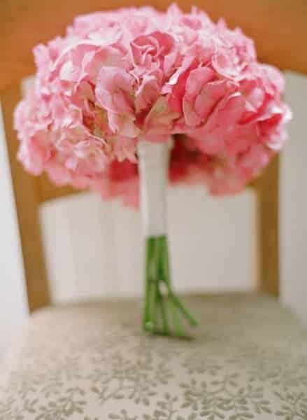 DIY Hydrangea Bouquets! Simple DIY Wedding Flower Inspiration!