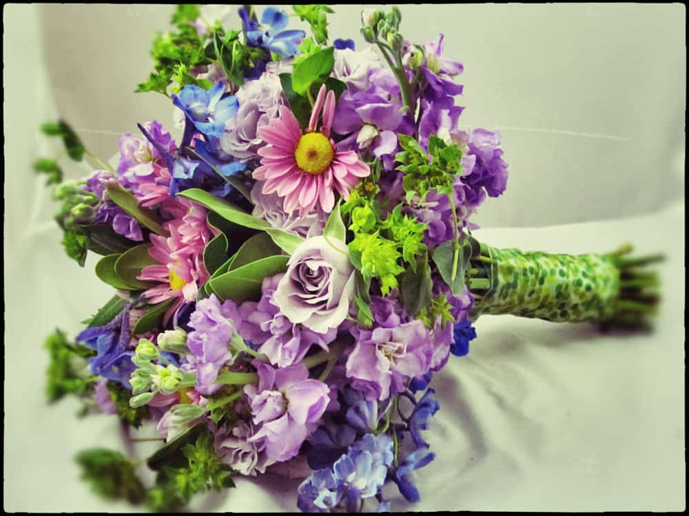 Rustic Wildflowers Bouquet