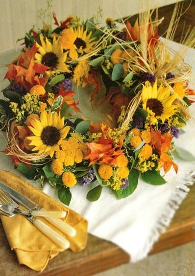 How to Create Festive Thanksgiving Decor Using Wholesale Flowers!