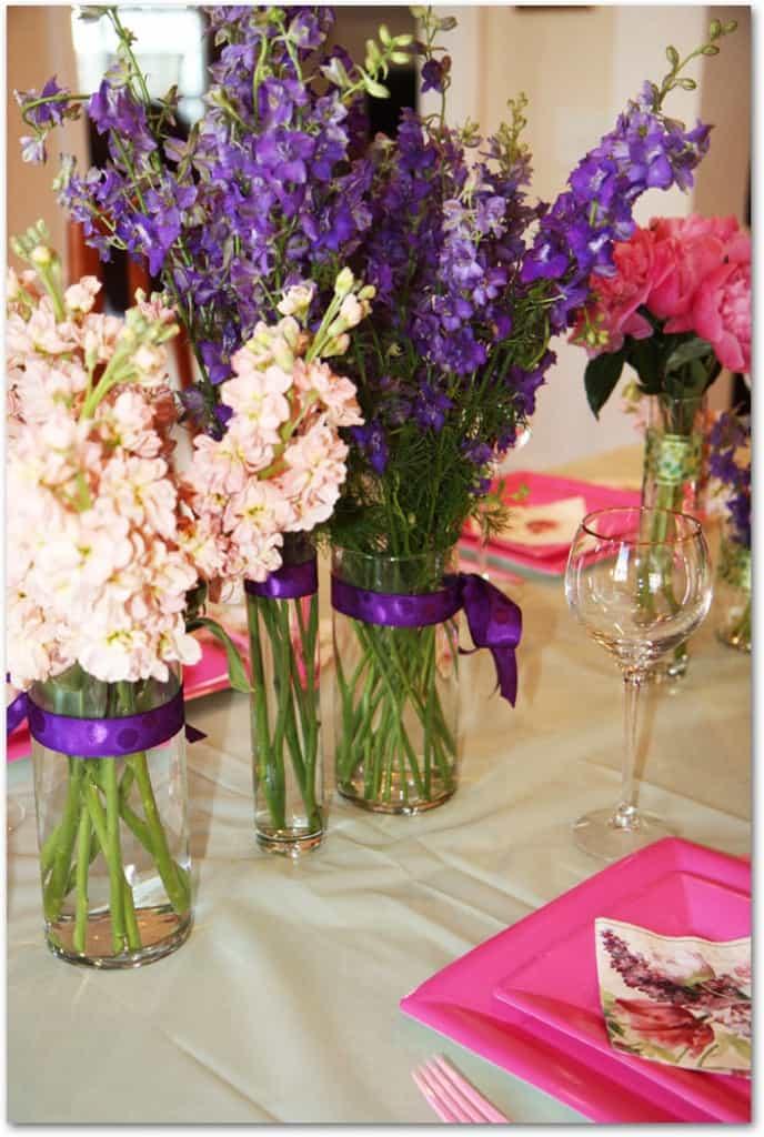 for a diy wedding shower budget wedding flower inspiration
