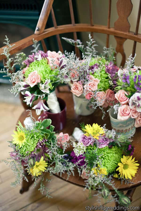 Do It Yourseld Wildflower Bouquet