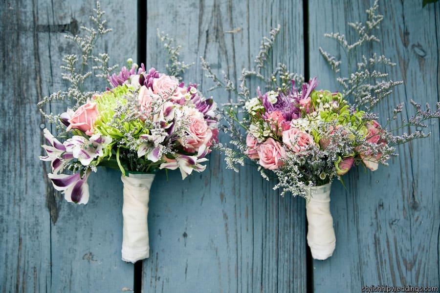 Rustic DIY Wedding Bouquet