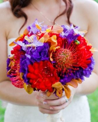 Pantone Color Report Bouquet