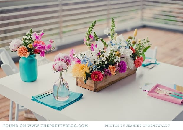 Easter Post - Tablescape