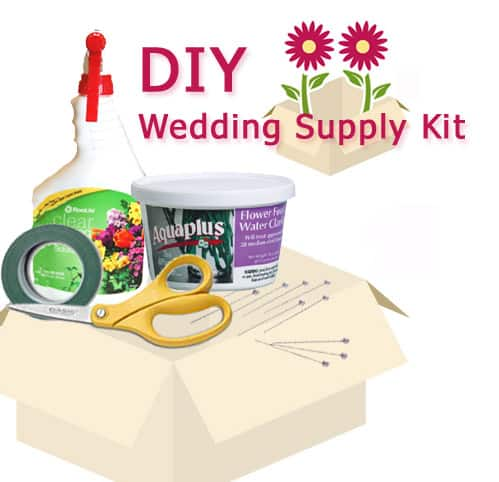 DIY Wedding Supply Kit