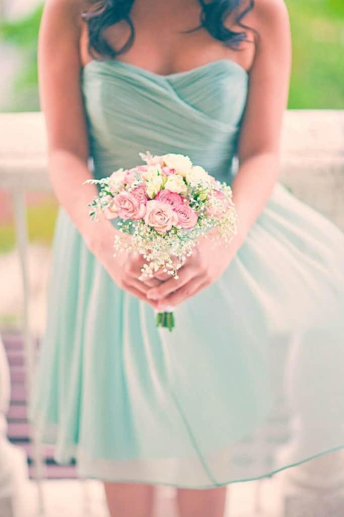 Mint Wedding Scheme