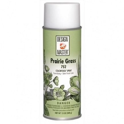 Prairie Grass Floral Spray
