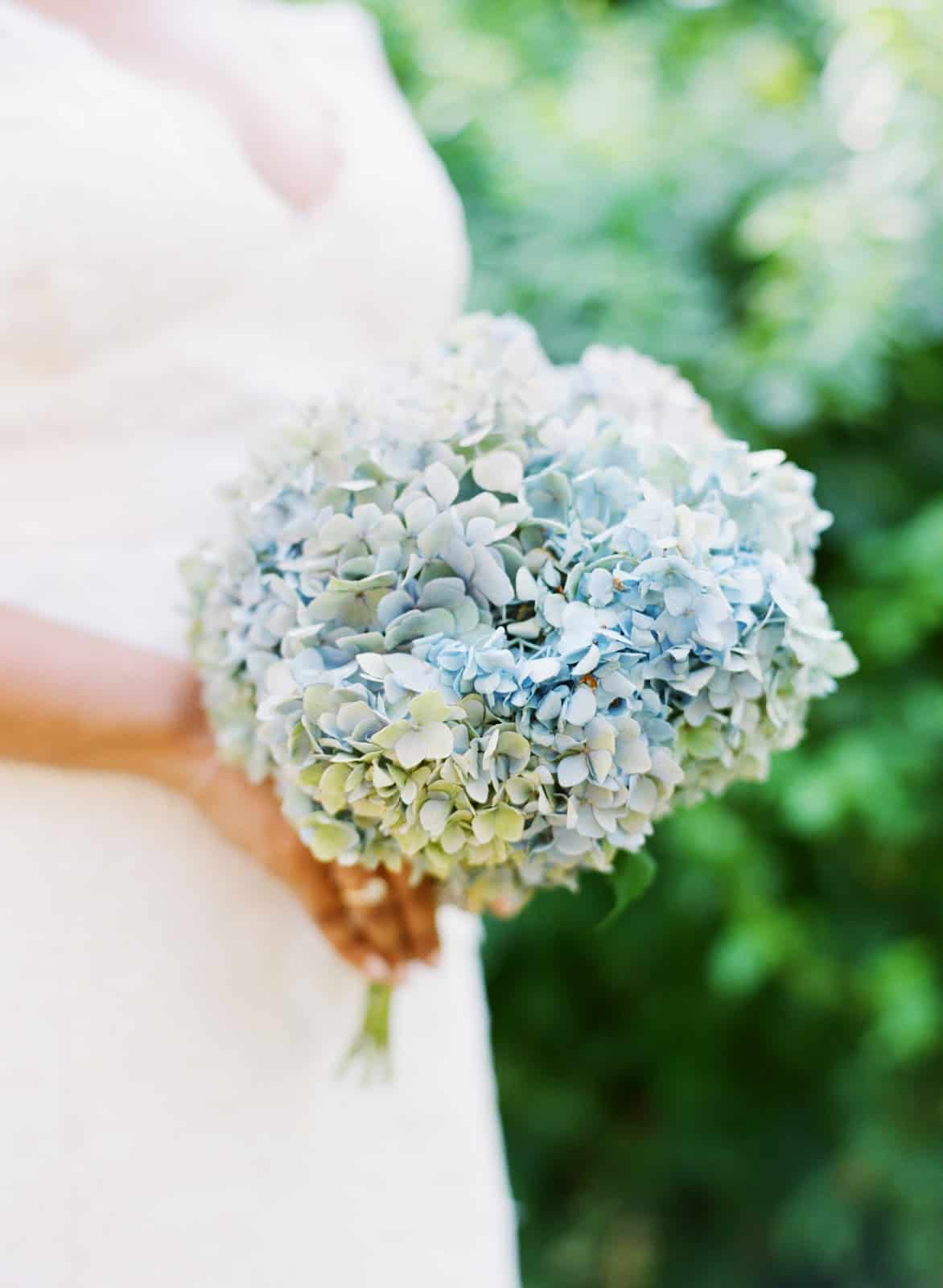 Make Hydrangea Bridal Bouquet : How to make a hydrangea and rose bouquet images pictures