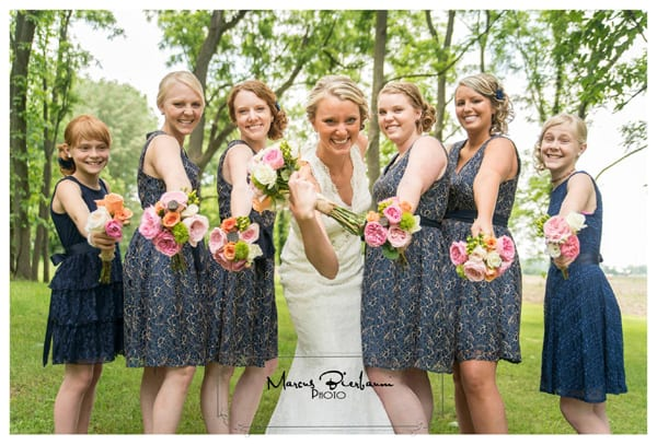 DIY Bouquets - BloomsByTheBox - Marcy Bierlanm Photo