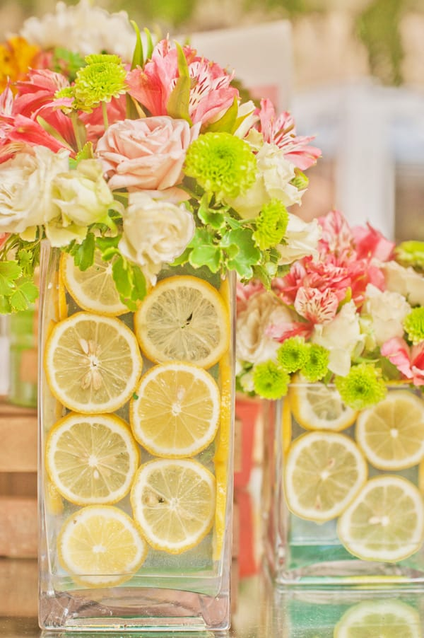 pink-lemonade-centerpiece