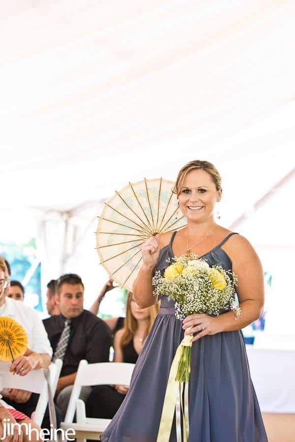 Budget Wedding Flowers - bridal bouquet