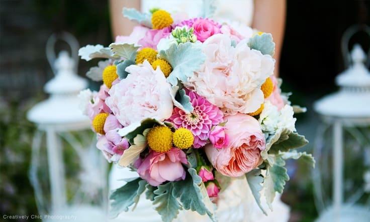 Simple Balanced Bouquet