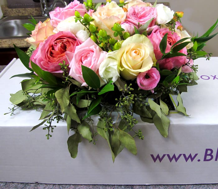Transporting DIY Arrangements to Events