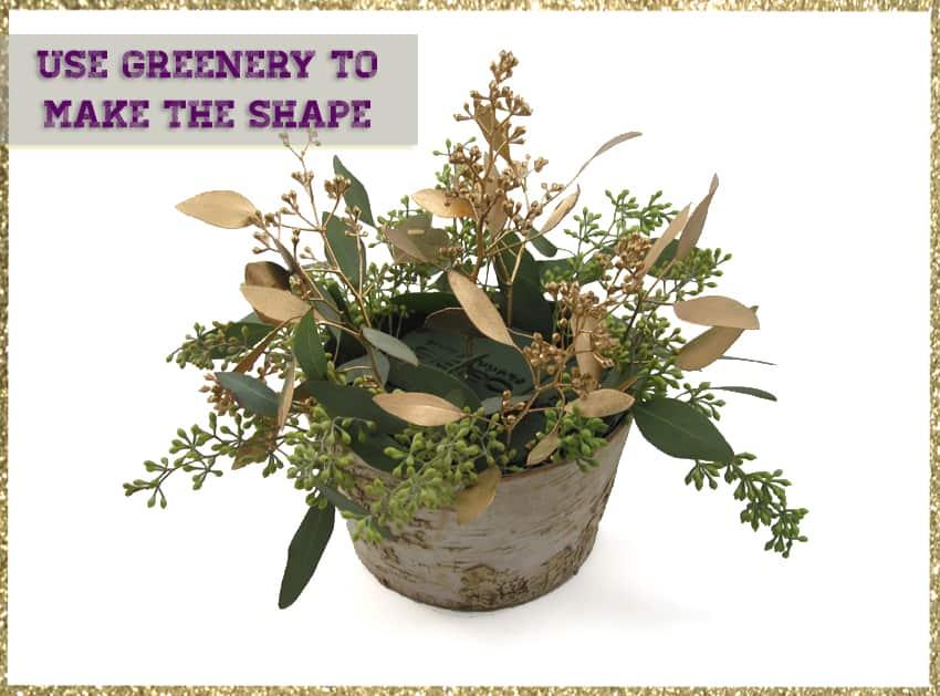 2-Make-Shape-with-Greenery