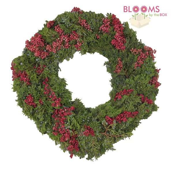 Juniper-Pepper-Berry-Wreath