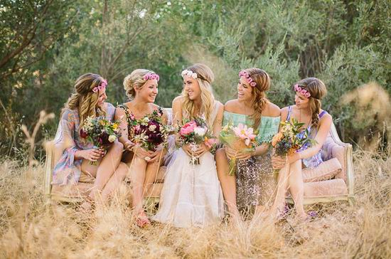 boho-rustic-fall-wedding-hairstyles