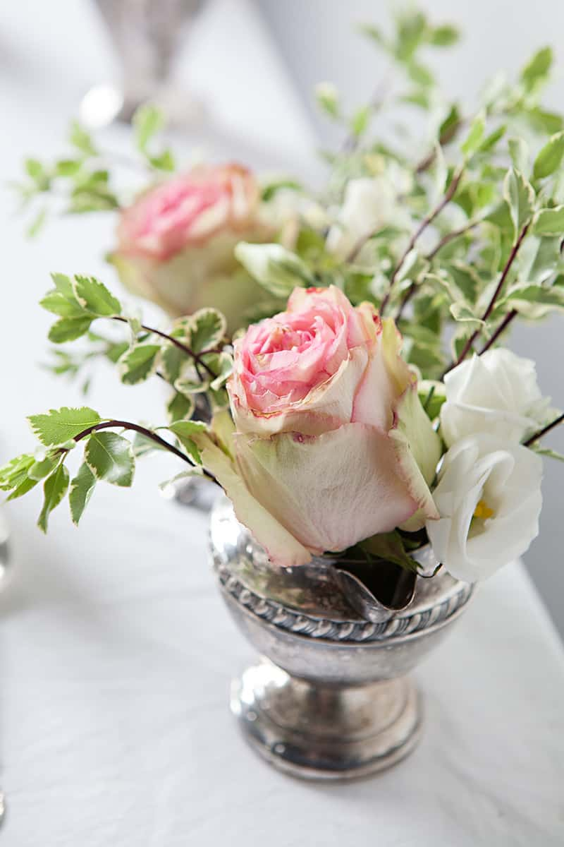 Bridal Shower Flower Inspiration