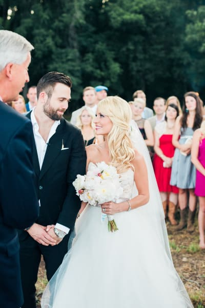 Tyler johnson wedding