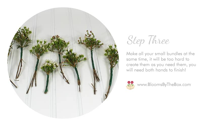 How To Make a Rustic Floral Crown