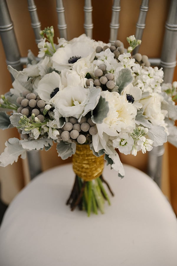 Winter Wedding Bouquet Recipe