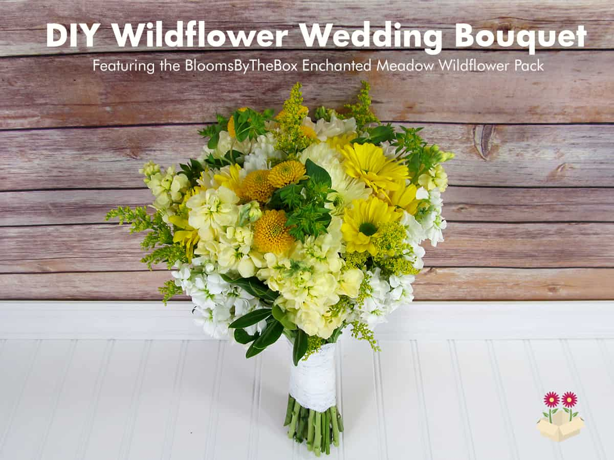 Yellow-Wildflower-Bouquet-with-Text