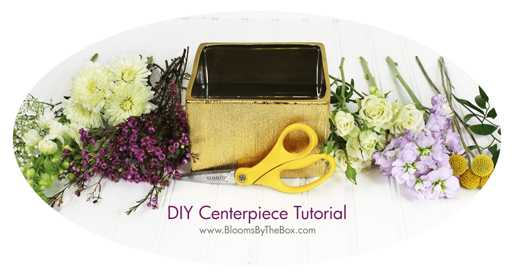 DIY-flower-Centerpieces---Materials