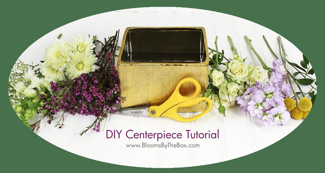 DIY-flower-Centerpieces---Materials