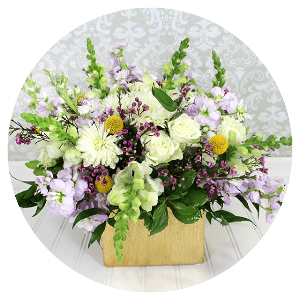 How to Make A Centerpiece in 5 Minutes