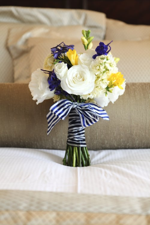 Nautical Wedding Bouquet  Styles 2014