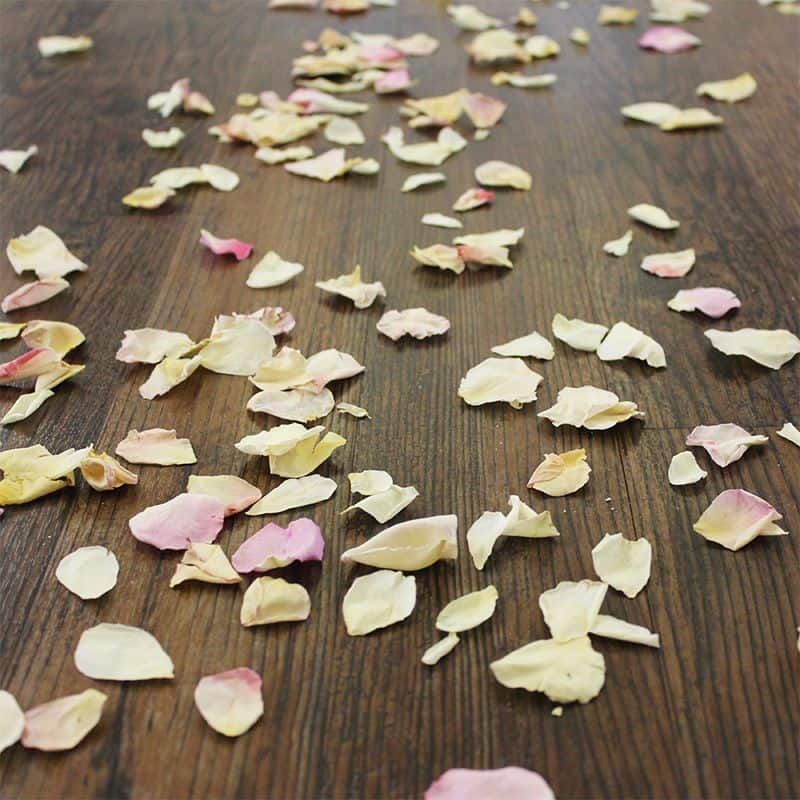 how many petals do i need scatter 800b