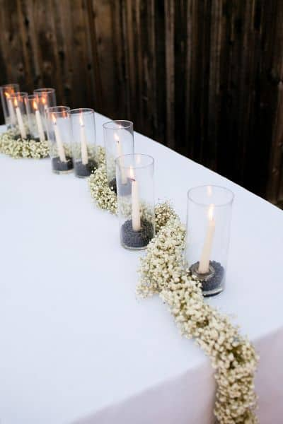 ways to use babys breath garland 2