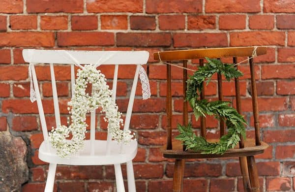 ways to use babys breath monograms