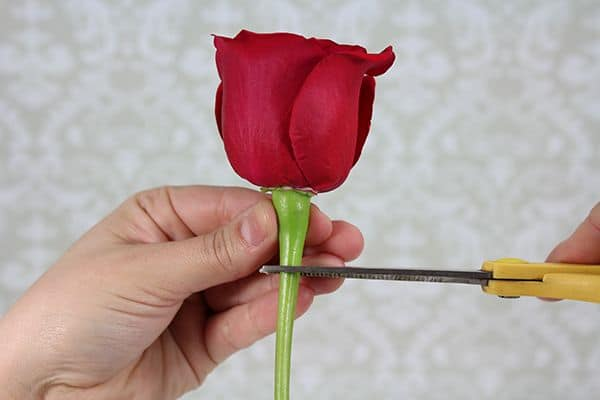 How to Make a Boutonniere 6
