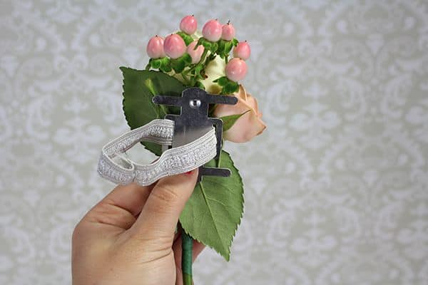 how to make a corsage 10
