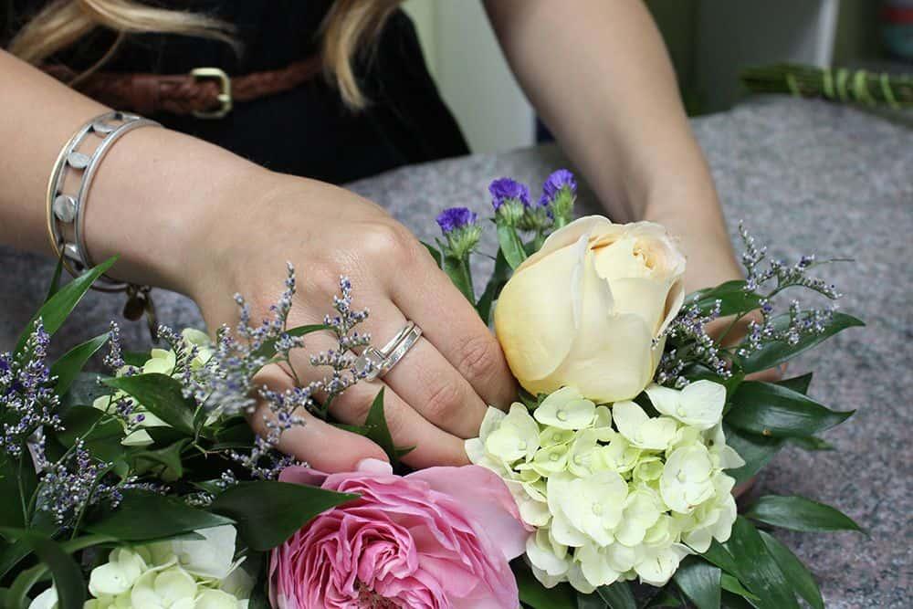 flower garland 10